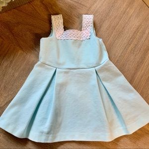 Adorable Janie and Jack Dress!